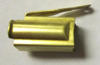 Stamping of a Brass Brush Holder for the Electric Motor Industry